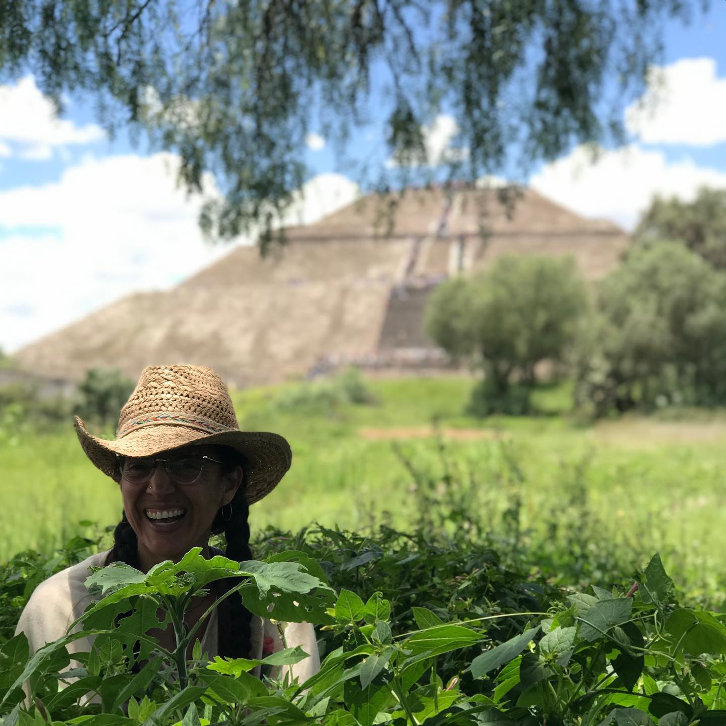 Retreat Journal: Shameless Feminine in Teotihuacan